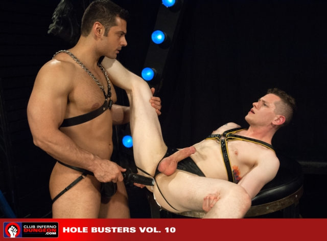 Blue Bailey and Marcus Ruhl Club Inferno Dungeon fisting gay rosebud fetish BDSM fisting top fisting bottom 01 pics gallery tube video photo - Blue Bailey and Marcus Ruhl