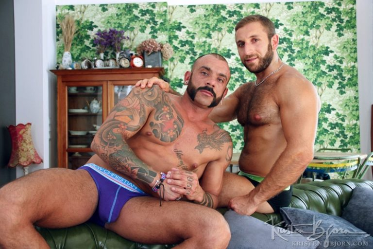 KristenBjorn Jalil Jafar Juanjo Rodriguez hot sexy masculine rough sex inked muscular body huge cock smooth asshole ass cumshots abs chest 002 tube download torrent gallery sexpics photo 768x512 - Jalil Jafar and Juanjo Rodriguez