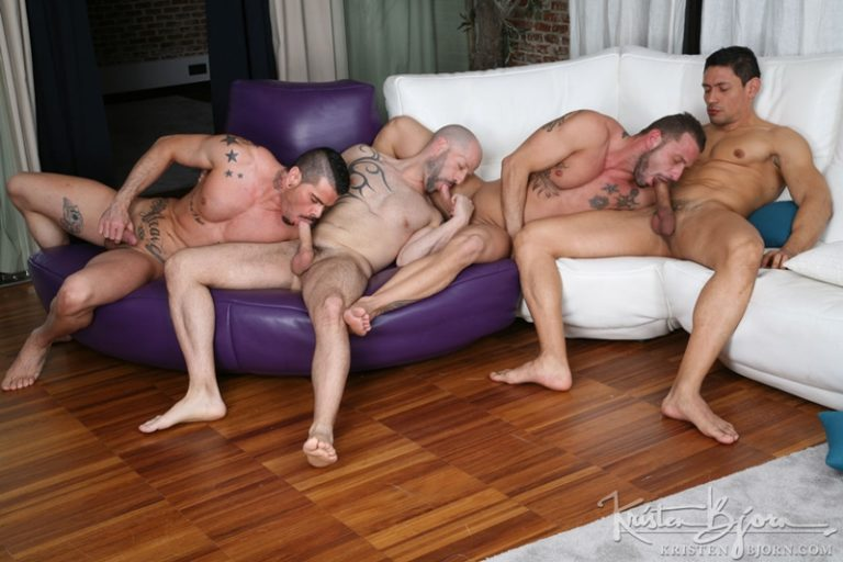 KristenBjorn Antonio Miracle Mario Domenech John Rodriguez Rainer huge dick anal rimming ass hole bare cock fuck 001 tube video gay porn gallery sexpics photo 768x512 - Antonio Miracle, Mario Domenech, John Rodriguez and Rainer