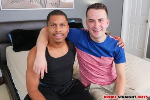 BrokeStraightBoys Sexy young white stud David Hardy bareback fucked Chaz Berling huge bareback black dick cocksucker interracial gays sex 002 gay porn sex gallery pics video photo 300x200 - Hot naked young muscle men Nixon and Blake bareback ass fucking