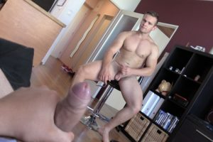 DebtDandy 157 hot naked muscle boy european huge cocksucker big dick uncircumcised foreskin uncut ass fuck anal rimming assplay gay for pay 001 gay porn sex gallery pics video photo 300x200 - Sexy Latino muscle boy Rey jerks his big uncut dick to a massive cum explosion
