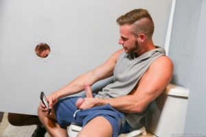 MenOver30 hairy older mature naked men Alessio Romero Brian Bonds glory hole jerk off cock sucking ass fucking big thick dicks 002 gay porn sex gallery pics video photo 300x200 - Scott Samson forced to worship Justin Southall's boots and pierced Prince Albert cock