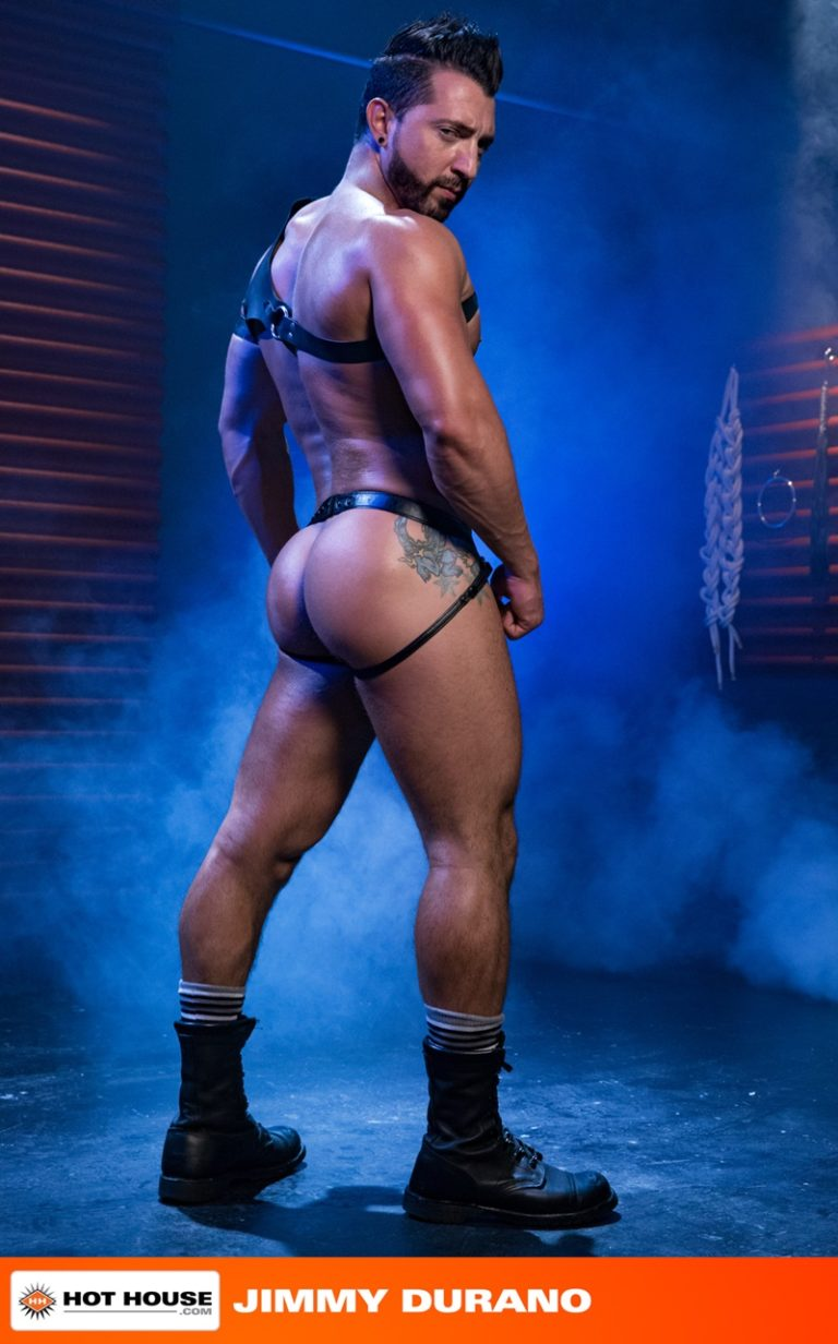 Hothouse Leather muscle hunk Jimmy Durano fucks doggie boy sub Derek Bolt sling big thick Brazilian Uncut cock sucking anal rimming 002 gay porn sex gallery pics video photo 768x1232 - Leather muscle hunk Jimmy Durano fucks doggie boy sub Derek Bolt in the sling