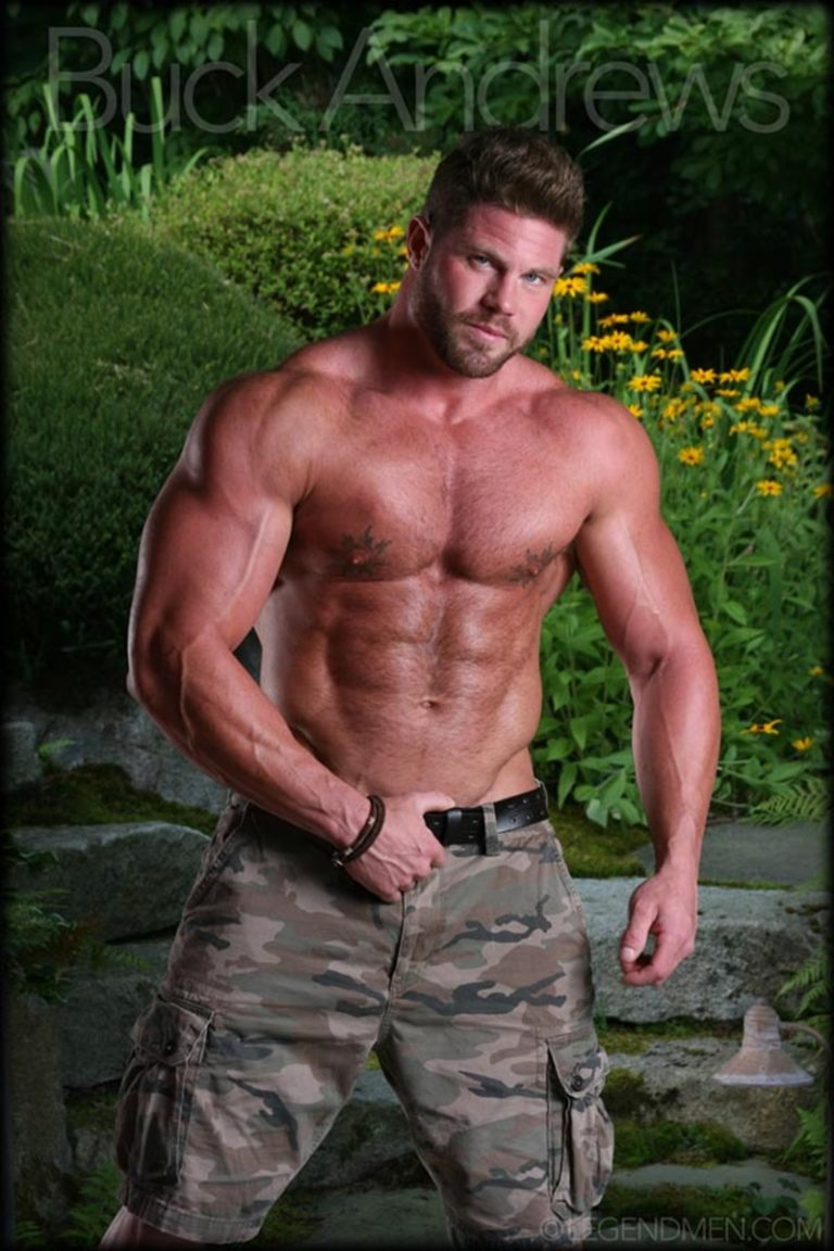 LegendMen sexy naked big muscle hunk Buck Andrews stripped jerks huge muscle dick hairy chest massive muscled dude bodybuilder 002 gay porn sex gallery pics video photo 768x1152 - Legend Men sexy naked big muscle hunk Buck Andrews stripped and jerks his huge muscle dick