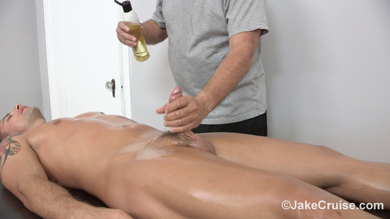 JakeCruise Sexy young dude Wolfie Blue big thick cock massage older guy Jake Cruise masturbation mature for younger 015 gay porn sex gallery pics video photo - Sexy young dude Wolfie Blue massaged by older guy Jake Cruise
