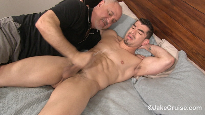 JakeCruise Jake Cruise deep throats Jeremy Spreadums huge uncut dick rims his tight ass hole hot hung muscle dude ripped abs 025 gay porn sex gallery pics video photo - Jake Cruise deep throats Jeremy Spreadums' huge uncut dick and rims his tight ass hole