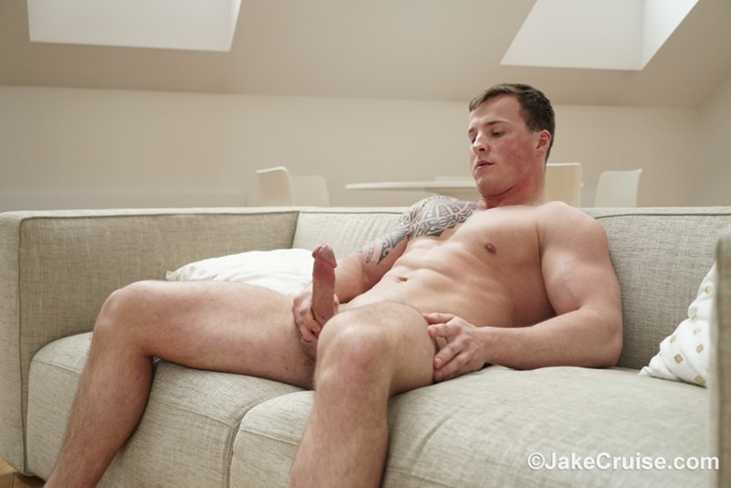 JakeCruise hot big muscle man nude bodybuilder Jake Cruise Tommy Morava solo jerk off big thick large dick jerking cumshot 001 gay porn sex gallery pics video photo - Jake Cruise Tommy Morava solo jerk off