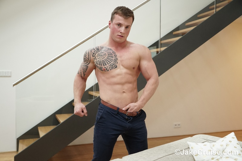 JakeCruise hot big muscle man nude bodybuilder Jake Cruise Tommy Morava solo jerk off big thick large dick jerking cumshot 005 gay porn sex gallery pics video photo - Jake Cruise Tommy Morava solo jerk off