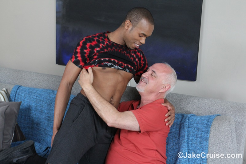 JakeCruise sexy black muscle stud ebony 8 inch dick Timarrie Baker cocksucking bubble butt ass hole think large cock anal 003 gay porn sex gallery pics video photo - Jake Cruise Timarrie Baker's big dick serviced