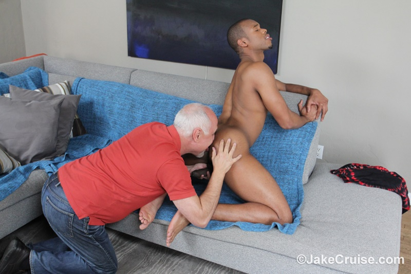 JakeCruise sexy black muscle stud ebony 8 inch dick Timarrie Baker cocksucking bubble butt ass hole think large cock anal 013 gay porn sex gallery pics video photo - Jake Cruise Timarrie Baker's big dick serviced
