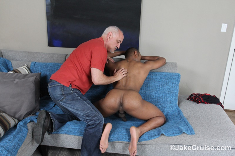 JakeCruise sexy black muscle stud ebony 8 inch dick Timarrie Baker cocksucking bubble butt ass hole think large cock anal 014 gay porn sex gallery pics video photo - Jake Cruise Timarrie Baker's big dick serviced