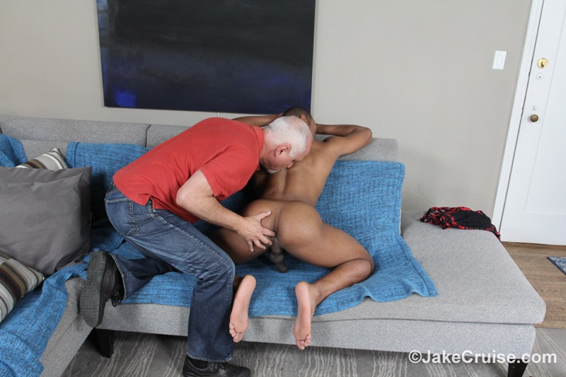 JakeCruise sexy black muscle stud ebony 8 inch dick Timarrie Baker cocksucking bubble butt ass hole think large cock anal 015 gay porn sex gallery pics video photo - Jake Cruise Timarrie Baker's big dick serviced
