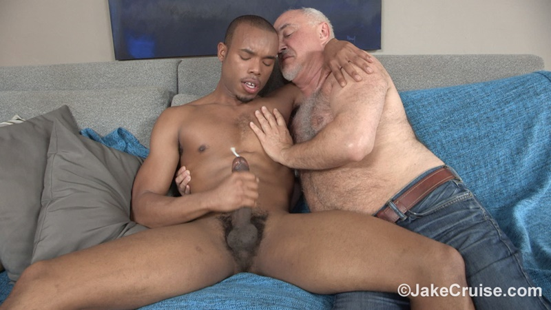 JakeCruise sexy black muscle stud ebony 8 inch dick Timarrie Baker cocksucking bubble butt ass hole think large cock anal 023 gay porn sex gallery pics video photo - Jake Cruise Timarrie Baker's big dick serviced
