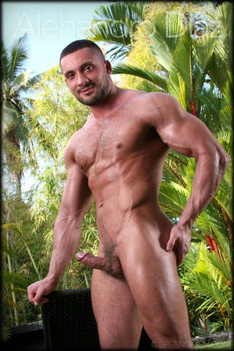 LegendMen Hot naked big muscle dude Alehandro Diaz strips nude ripped six pack abs big muscled dick flexing cumshot jerking 001 gay porn sex gallery pics video photo 768x1152 - Hot naked big muscle dude Alehandro Diaz strips and shows off his ripped six pack abs and big muscled dick