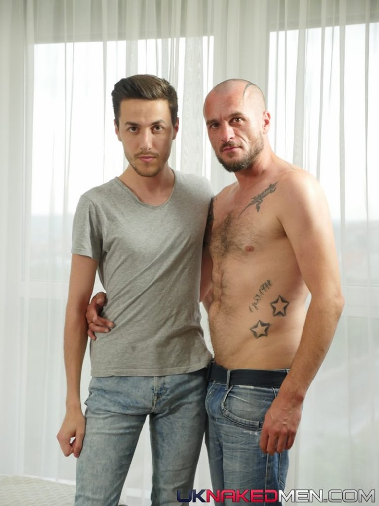 UKNakedMen sexy young British Dudes Paul Ryan worship daddy Jerry Kaytton huge cock sucking rimming asshole anal fucking 002 gay porn sex gallery pics video photo 1 768x1024 - Paul Ryan's on his knees to worship daddy Jerry Kaytton's meat sucking on that huge cock like a man possessed