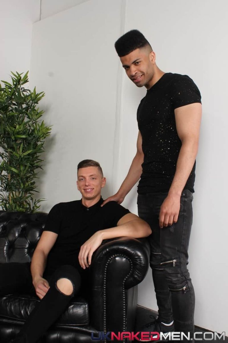 UKNakedMen gay porn sexy pics Billy Rock sucking Jayden Middleton big dark uncut uncircumcised dick foreskin anal rimming 002 gay porn sex gallery pics video photo 768x1152 - Billy Rock's down on his knees sucking on Jayden Middleton's big dark uncircumcised dick