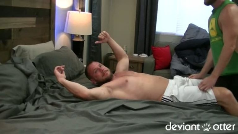 DeviantOtter gay porn sex pics bearded hairy chest hunk star fuck asshole cocksucker anal rimming poppers big thick dick sucking 002 gay porn sex gallery pics video photo 768x432 - Deviant Otter a gay porn star I've always wanted to fuck