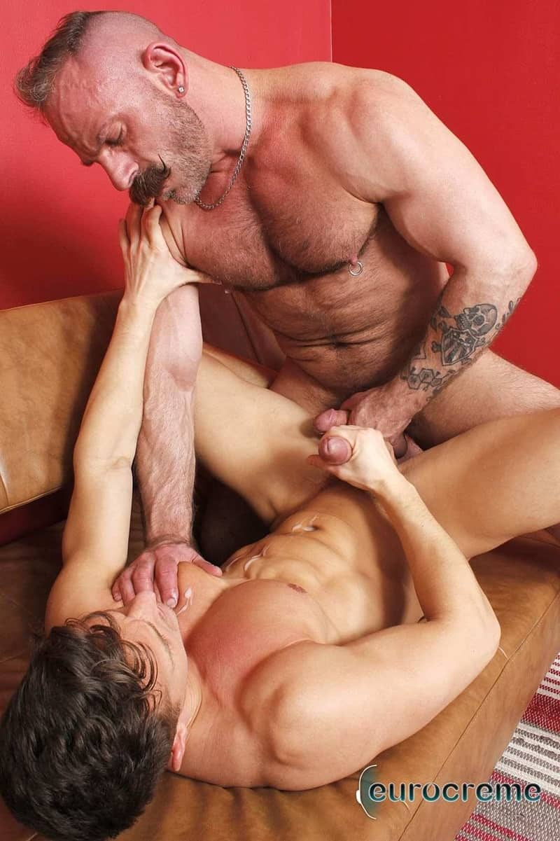 Eurocreme gay porn sex pics All American daddy hunk Samuel Colt fucks younger Darius Ferdynand tight asshole anal rimming 016 gay porn sex gallery pics video photo - All American daddy hunk Samuel Colt fucks younger Darius Ferdynand's tight asshole