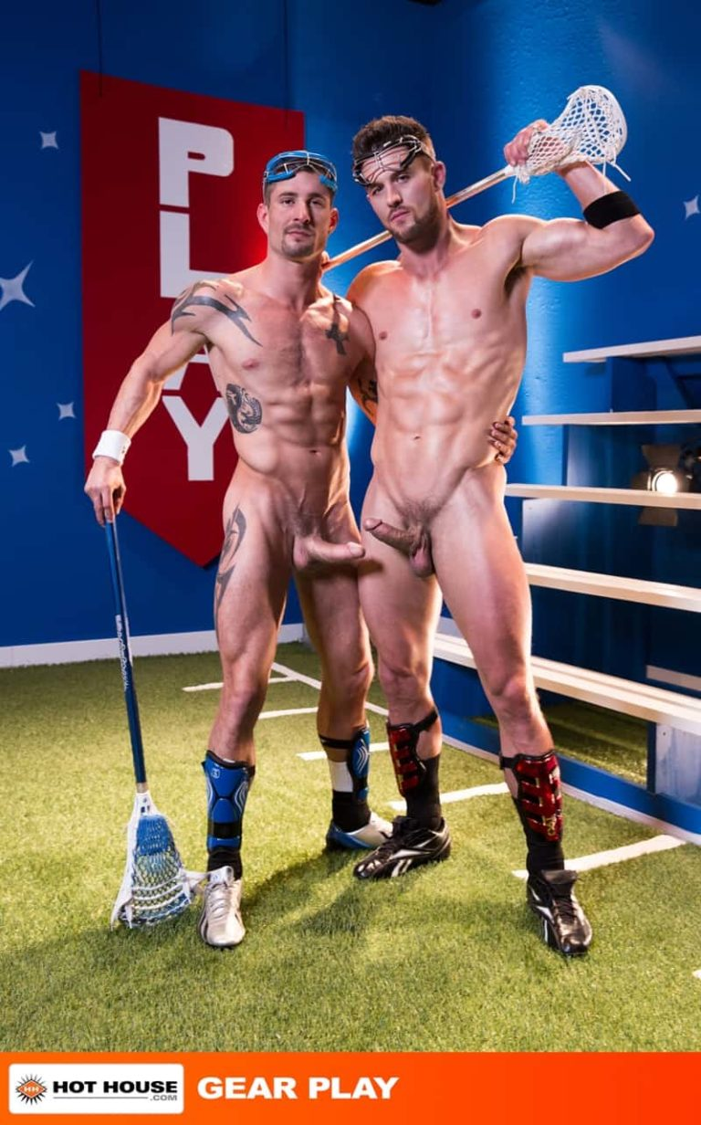 Hothouse gay porn sex naked young ripped sportsmen sports kit pics Ryan Rose sucking Sean Maygers huge cock 001 gallery video photo 768x1232 - Ryan Rose can't control his urges getting on his knees sucking down hard on Sean Maygers' huge cock