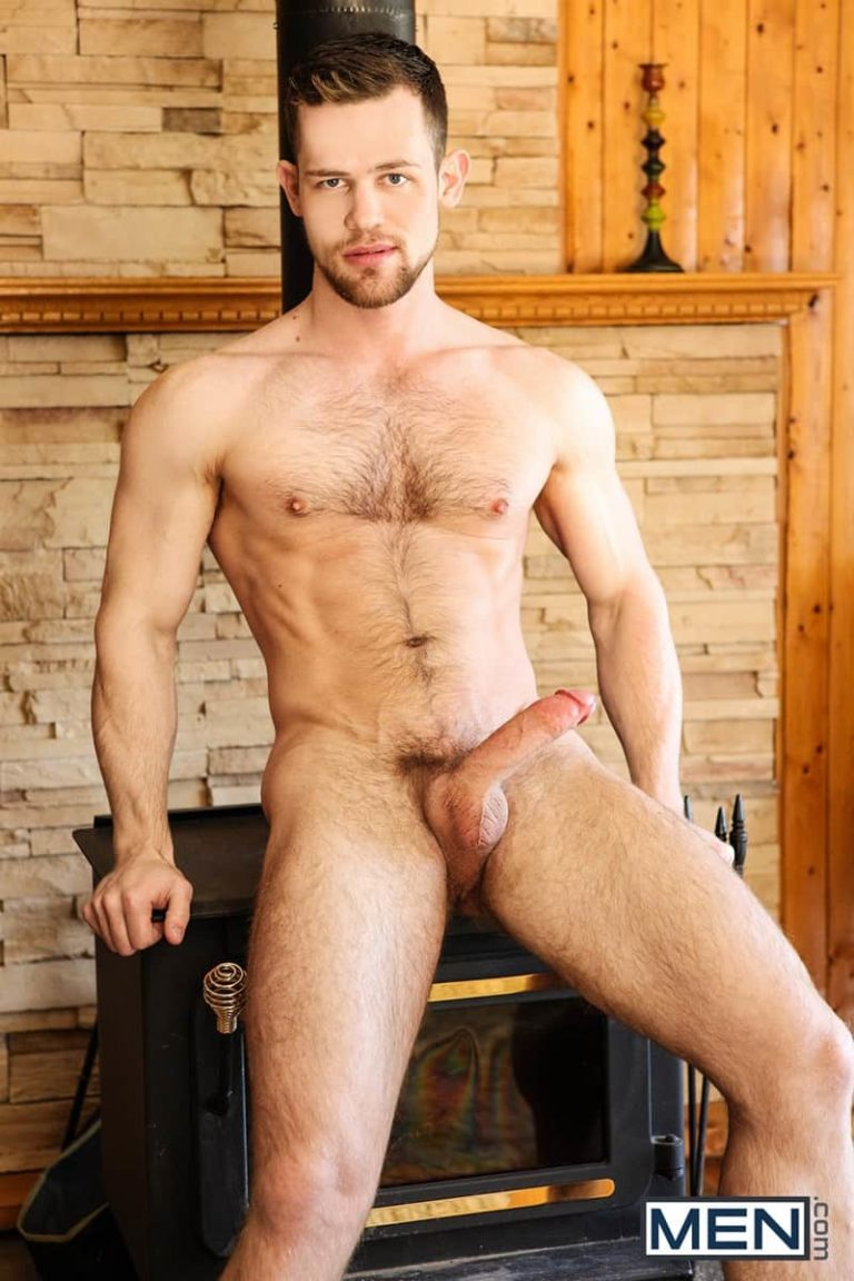 Men hairy chest young hunk Ryan Bones Kurtis Wolfe hardcore anal fucking bubble butt ass rimming 002 gallery video photo 768x1152 - Kurtis Wolfe and Ryan Bones fucking with a pep up dick growing pill