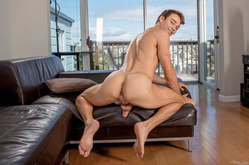 FalconStudios Seth Santoro big cock Max Adonis bubble butt ass fucking anal rimming cocksucker 007 gallery video photo - Seth Santoro's big cock feels amazing deep inside of Max Adonis bubble butt ass