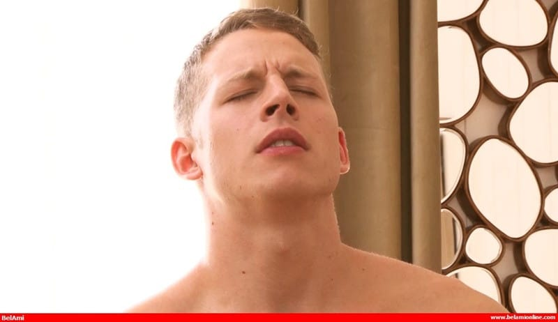 BelamiOnline Zac Dehaan and Andrei Karenin bareback big cock sucking bubble butt asshole cocksucker rimming anal 025 gay porn pics gallery - Sexy young studs Zac DeHaan and Andrei Karenin bareback ripped jock loving