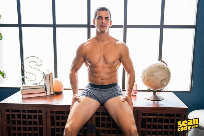 Sexy muscle dude Lachlan huge raw dick bareback fucks Sean hot bubble butt ass hole SeanCody 008 Gay Porn Pics - Sean Cody Lachlan, Sean Cody Sean